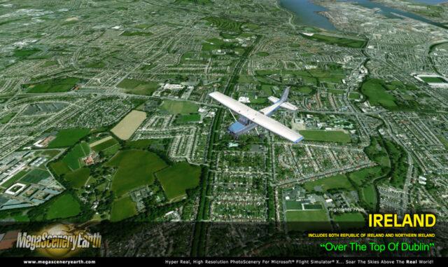 MegaScenery Earth Ireland