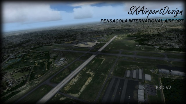 SXAirportDesign Pensacola Intl