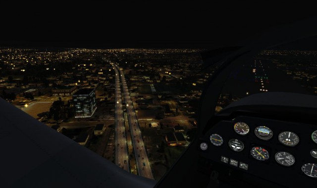 Taburet FSX Night 3D New Hampshire ..