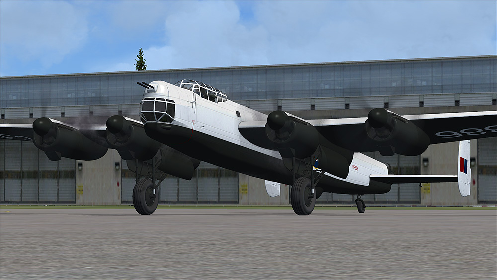 Virtavia Avro Lincoln The New Fsx Aircraft Package Of