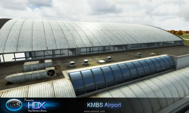 WDS - KMBS Hangars preview
