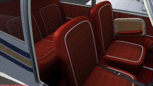 PA-28 FSX Interior 01