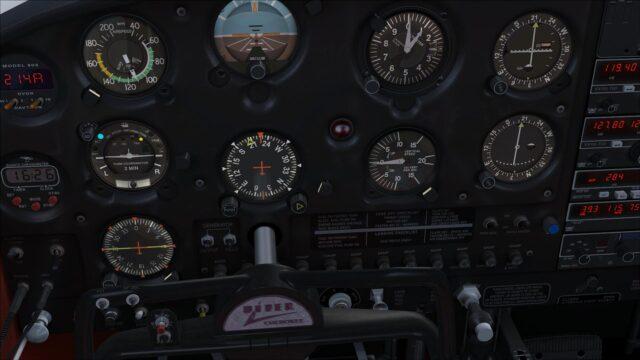 PA-28 FSX Panel 01