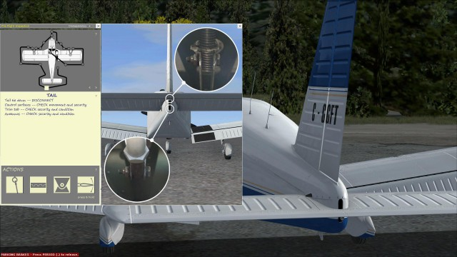 PA-28 FSX Walkaround 01