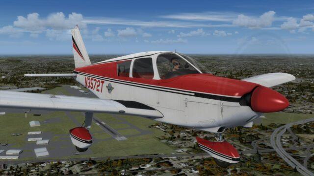 PA-28 P3D 01