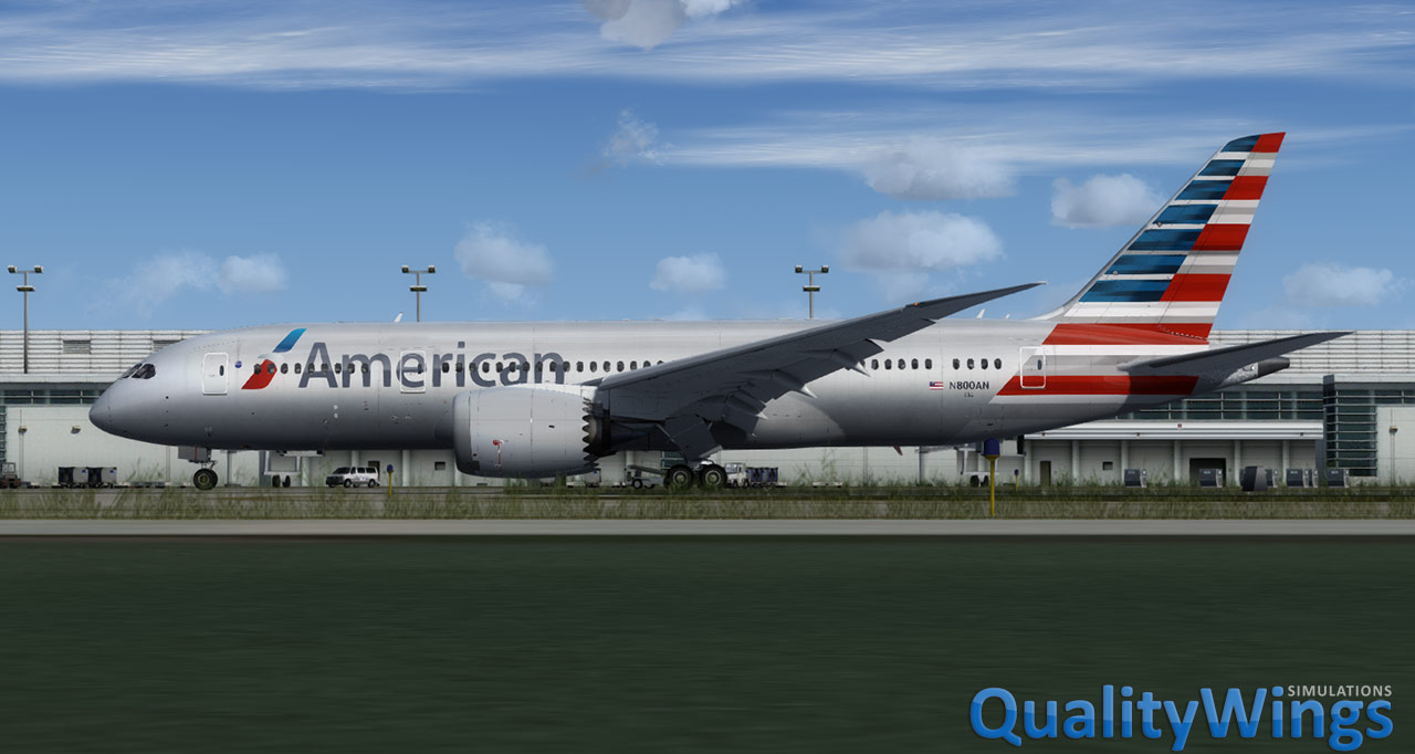 QualityWings – more 787 liveries preview