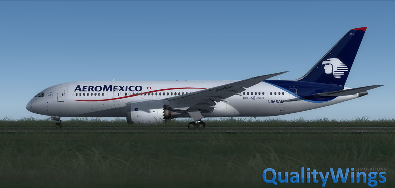 Qualitywings 787 Download Fsx