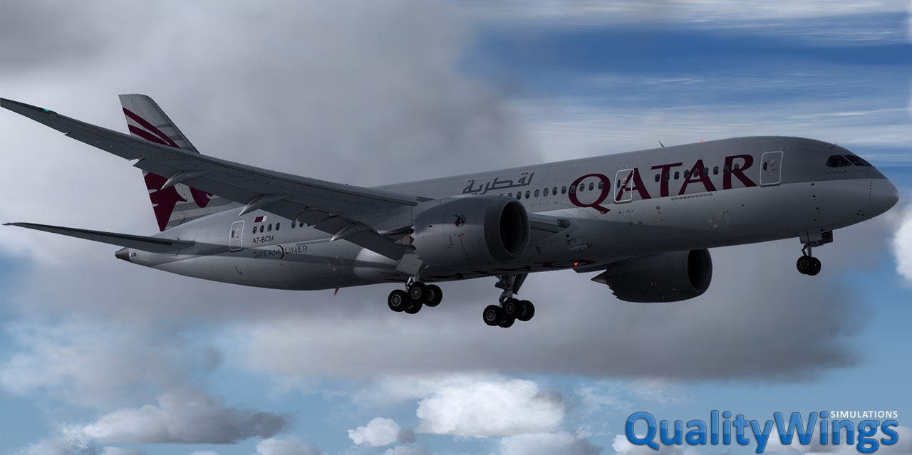 Qualitywings More 787 Liveries Preview The Airlines