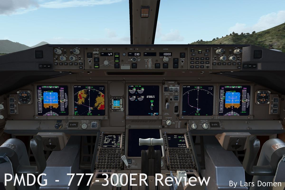 PMDG 777 300ER Review