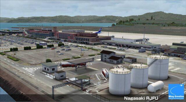Wing Creation - RJFU Nagasaki Beta preview