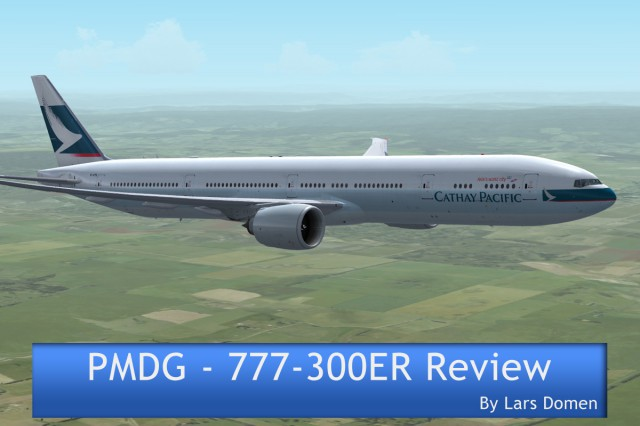PMDG 777-300ER Review Cover