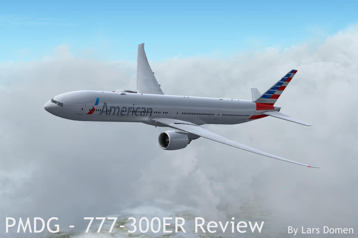 PMDG 777-300ER Review