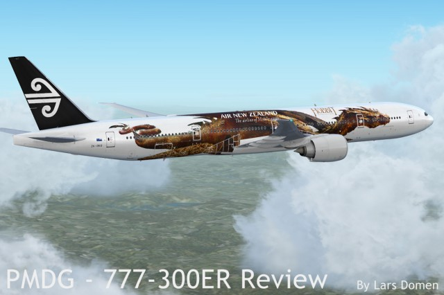 The Air New Zealand 'Smaug' Livery. Probably my personal favourite.