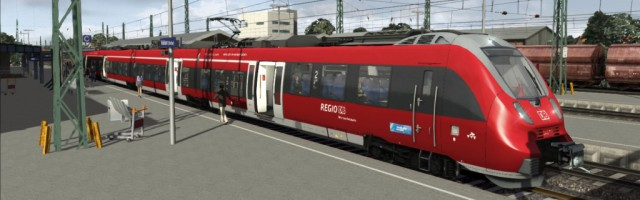 Railworks Download Pack DB BR 442