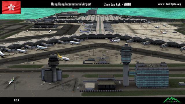 Taxi2Gate - Hong Kong VHHH