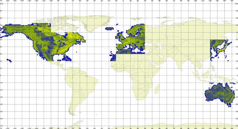 X plane 11 global scenery north america download | HD Mesh Scenery