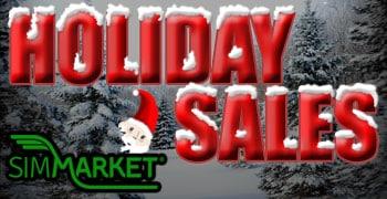 simMarket Sales!