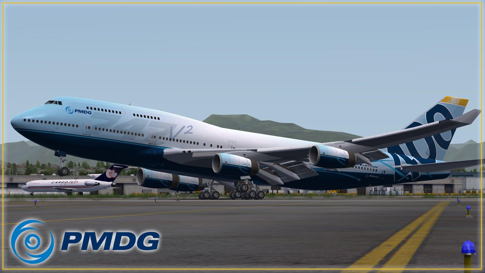 Скачать pmdg 747 для fsx pmdg