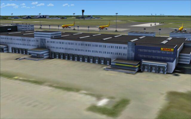 DHL facility