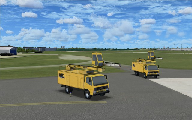 De icing vehicles