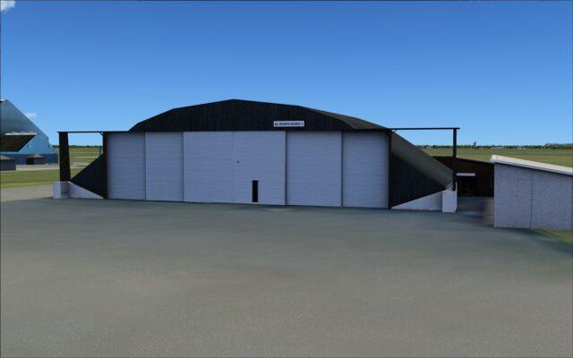 Older hangar