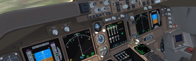 iFly 747-400 v2 P3D preview