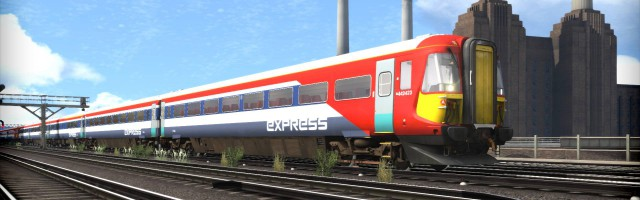 TS2015 - Gatwick express Wessex preview