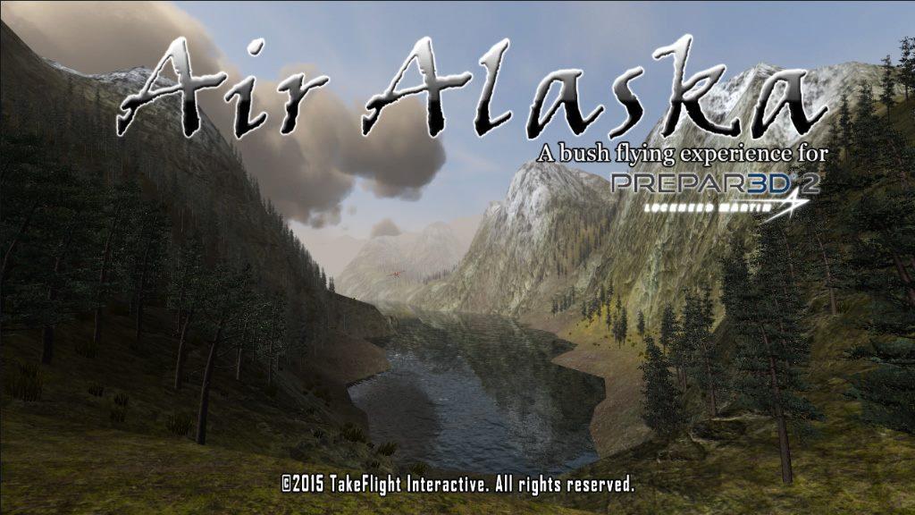 Air Alaska Missions Soon For P3D