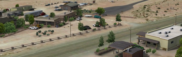 CrazyCreatives SDG - Marble Canyon Airport L41