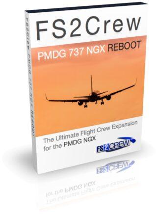 FS2Crew - PMDG 737 NGX Reboot edition box