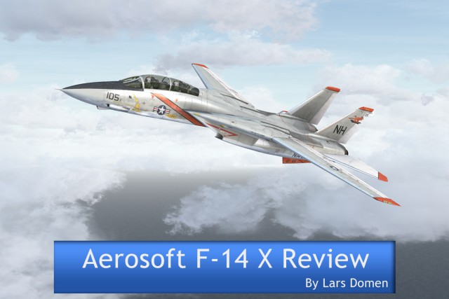 F-14 X Review cover