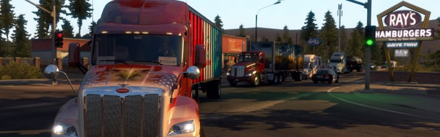 American Truck Simulator preview August 15