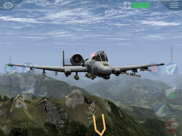 There's a bombing tutorial in XP10... I missed. Repeatedly.