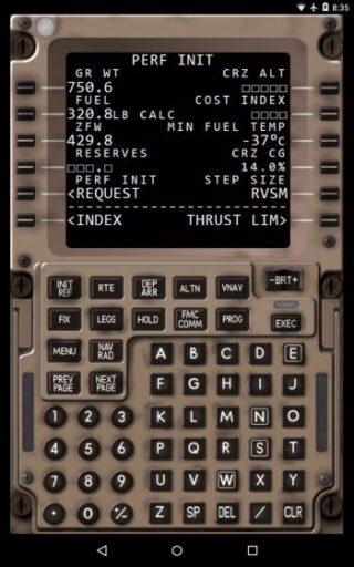 Remote CDU 2 - PMDG 777