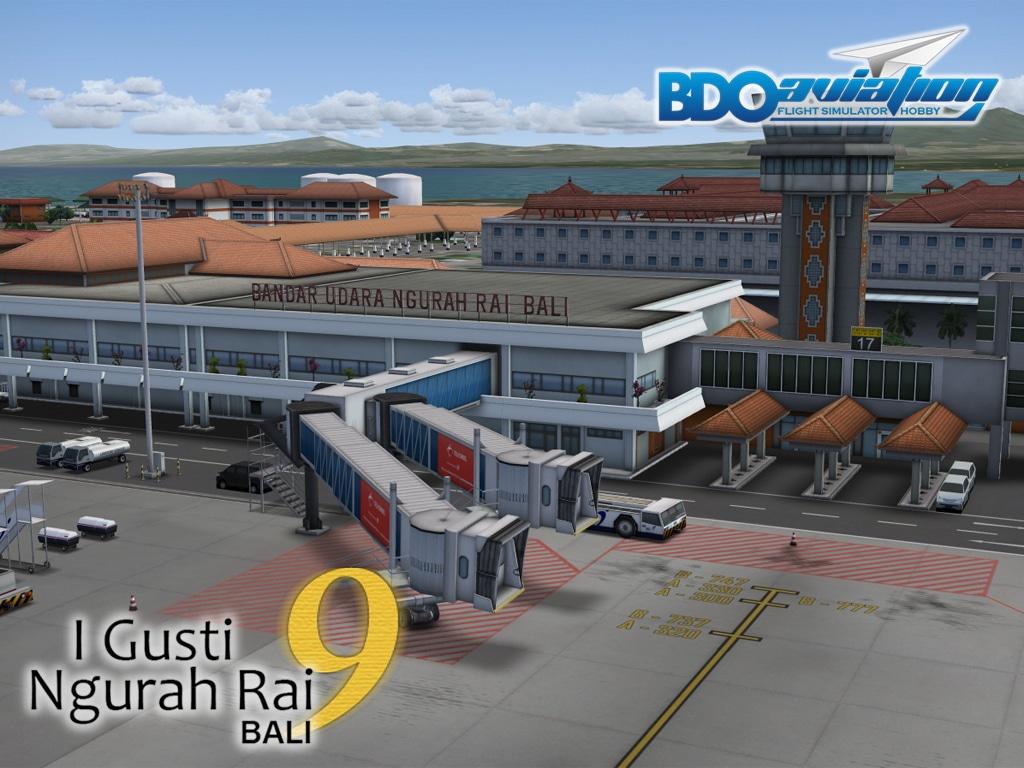 Aeroporto Bali : Bdo aviation bali released only fs ngurah rai international