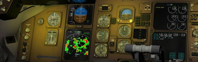 Flight Factor Boeing 767 VC preview