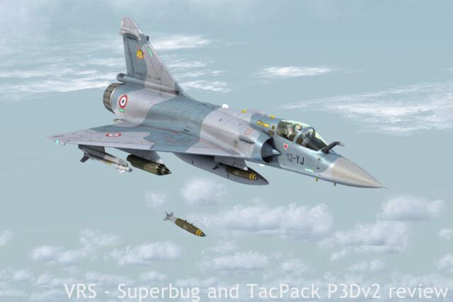 Mirage bombing