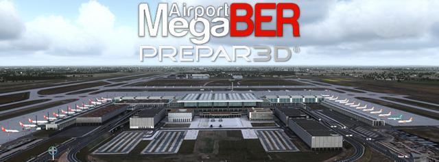 Aerosoft 29Palms - Mega Airport Berlin P3D