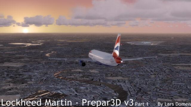 London Heathrow in its default representation.