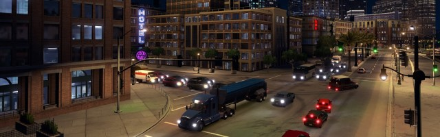 American Truck Simulator preview Jan 16