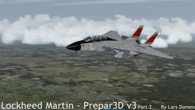 F-14D in Prepar3D v3