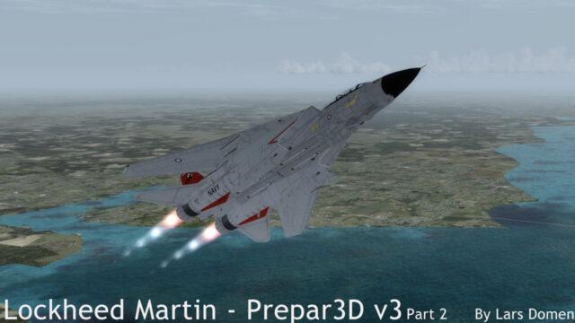 F-14 Afterburner