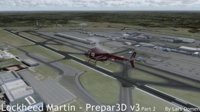 EBBR P3D v3 Overview