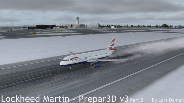 LOWW Takeoff