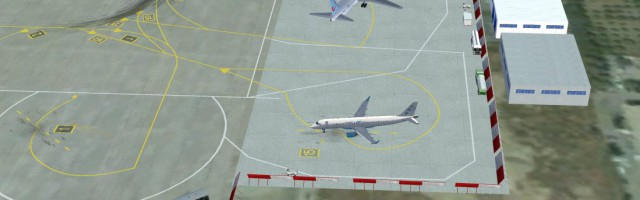 Greek Airports Project - Rodos update