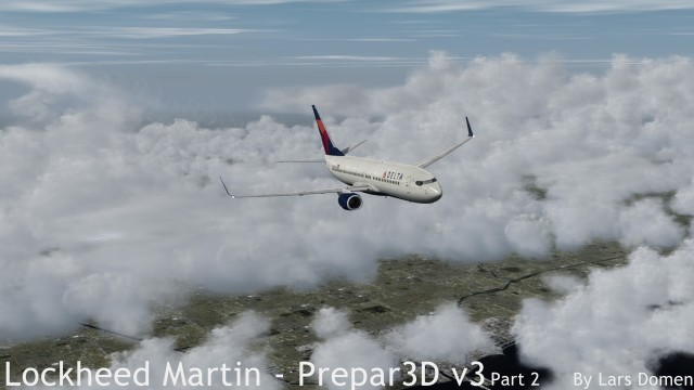 FL320 UTX Europe in USA