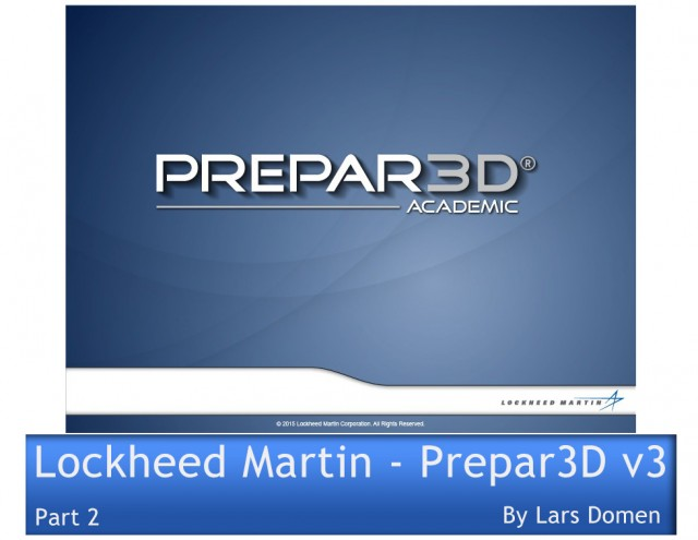 Prepar3D v3 Review cover