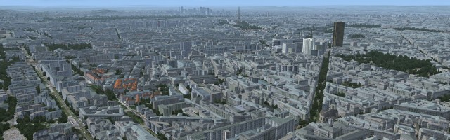 FranceVFR - Paris Île-de-France VFR