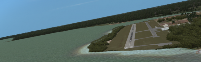Pearl Simulations - Everglades Airpark X01