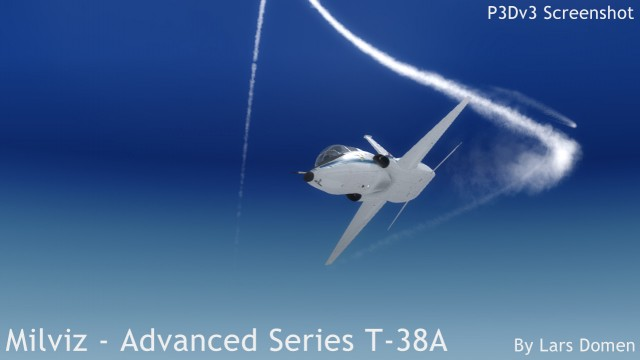 The T-38 is capable of some amazing performance. As long as the pilot keeps his head in the game.